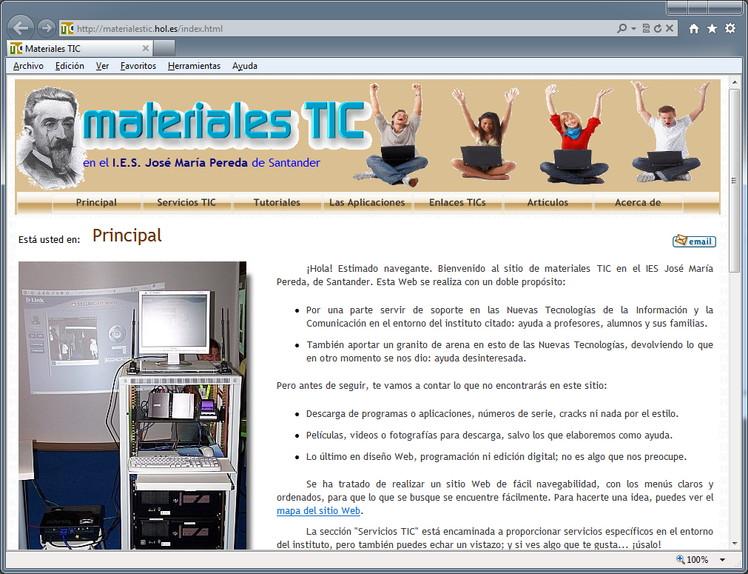 Cómo insertar un marco con contenido Web o PDF (con FrontPage)